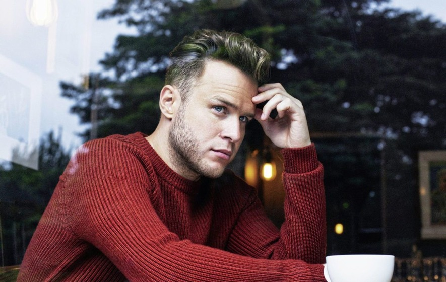 Olly Murs says he's 'just a normal guy' ahead of Belfast gigs
