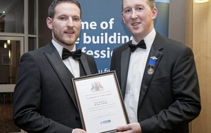 Tyrone man Paul Marlow wins top CIOB construction award