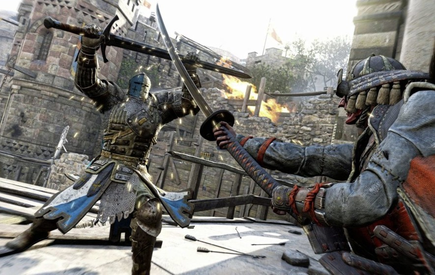 Games: For Honor a brutal, rewarding take on grand-scale combat