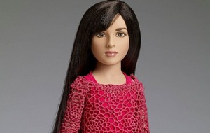 There is now a transgender doll modelled after inspiring teen Jazz Jennings