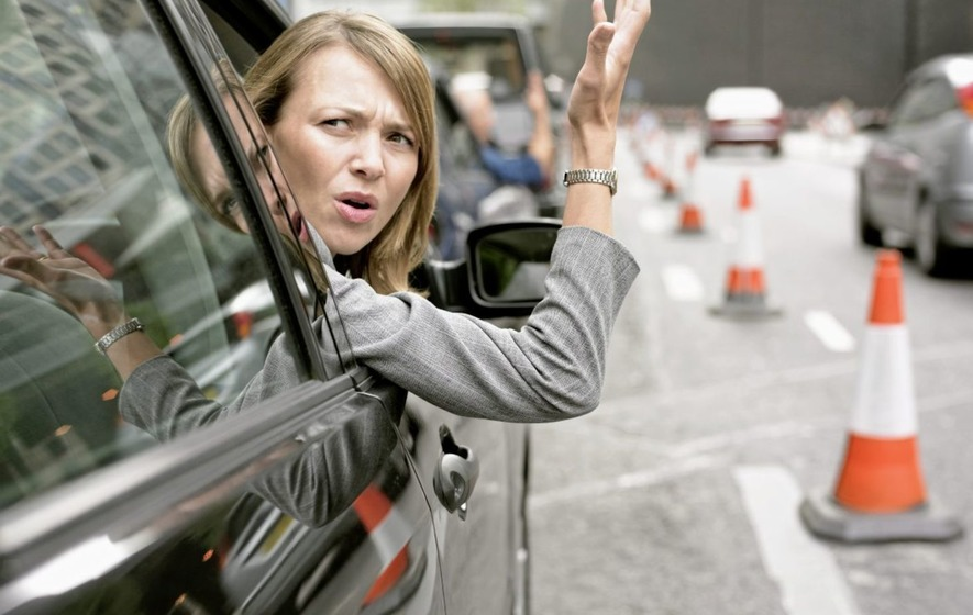 Marie Louise McConville: Certain drivers need to learn some manners