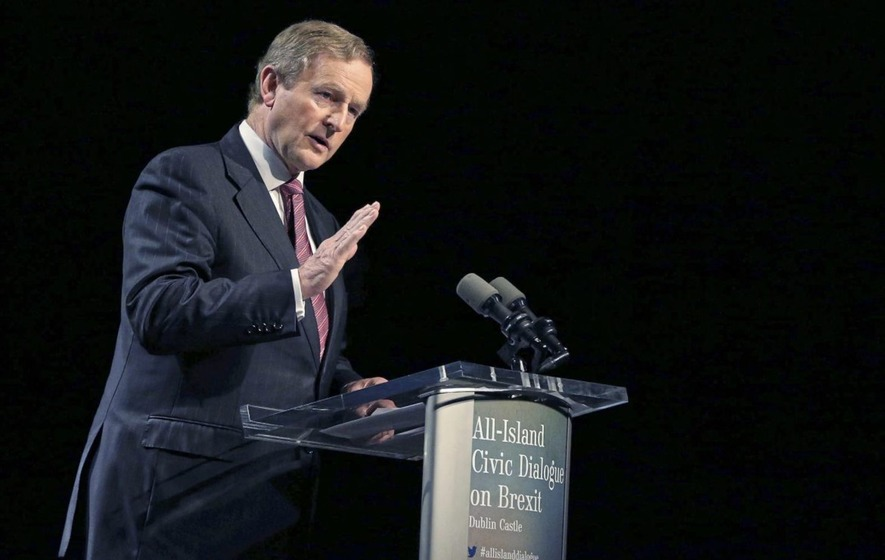 Enda Kenny to address his future after St Patrick's Day