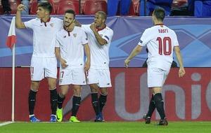 Kasper Schmeichel says Jamie Vardy's away goal in Sevilla is priceless