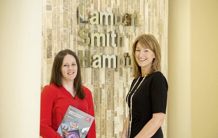 Collaboration needed, says Lambert Smith Hampton Belfast retail report