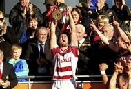 Slaughtneil boss Michael McShane hopes hurlers can complete hat-trick by reaching All-Ireland final