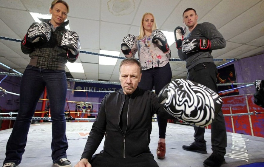 TV review: True North packs a punch at Billy Murray's east Belfast gym