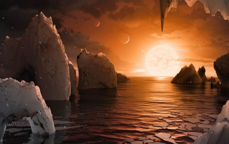 Everyone's ready to quit life on Earth after Nasa casually discovered seven new planets