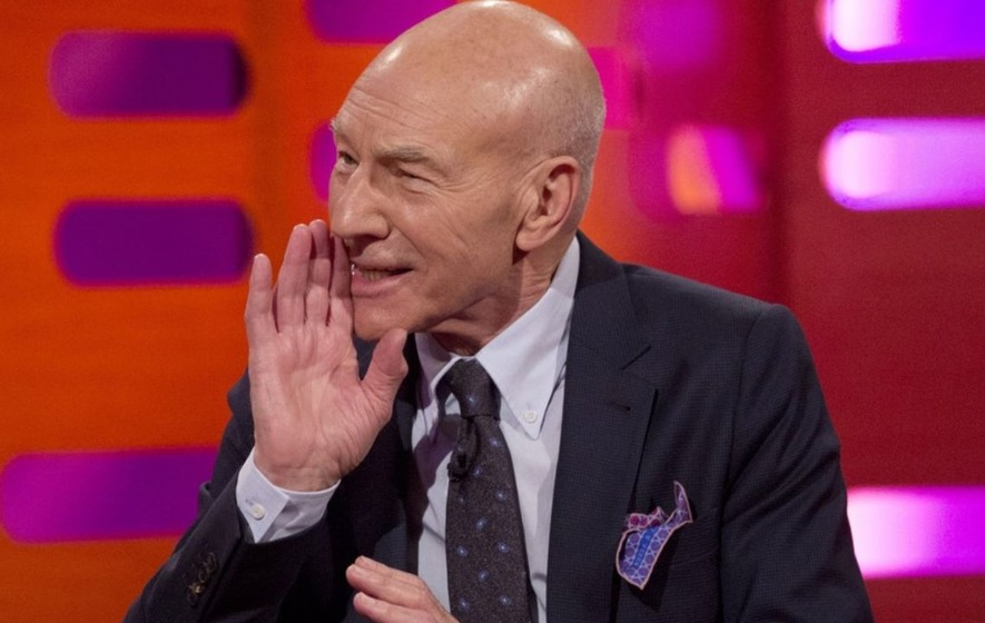Wait, what? Sir Patrick Stewart reveals 'second opinion' circumcision revision