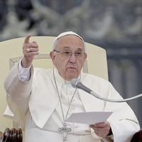 Pope Francis suggests being an atheist preferable to Catholics 'who live a double life'