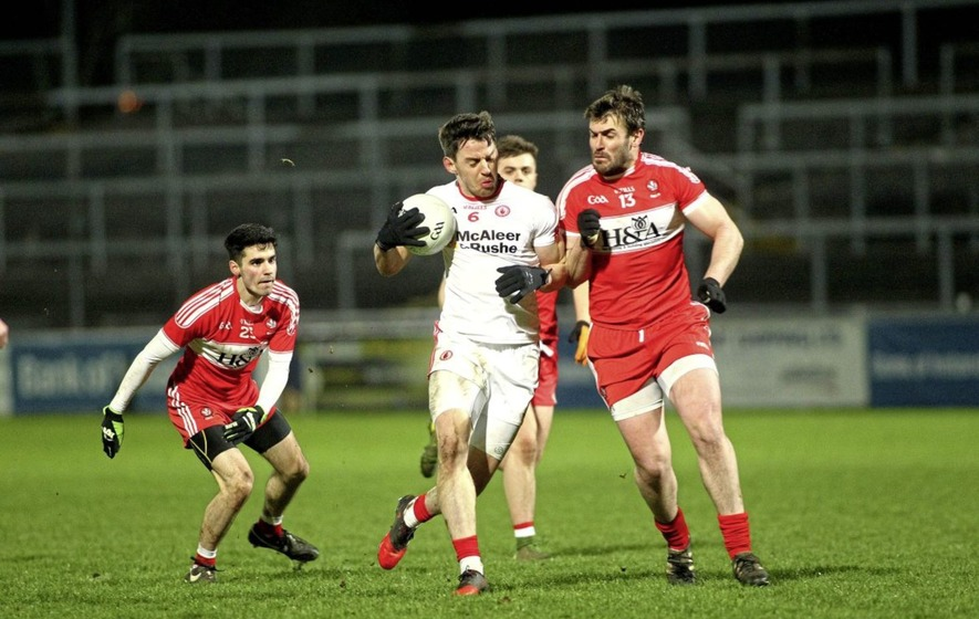 Sigerson Cup-winning skipper Conor Meyler returns to action for Tyrone