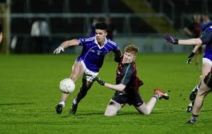 Rian O'Neill stars as St Colman's, Newry reach MacRory Cup final