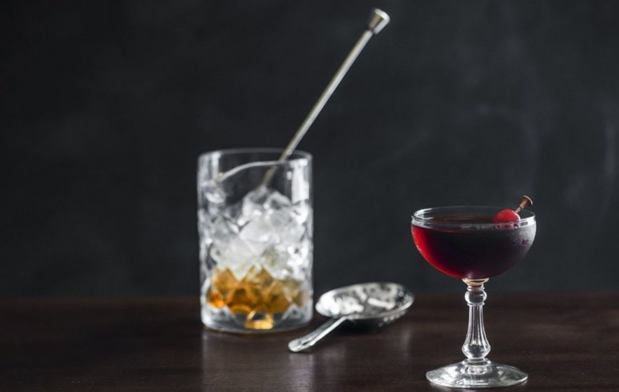 7 super simple cocktails to make your winter just a little bit better