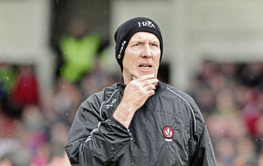 Damian Barton's young Derry side faces tough Kildare test