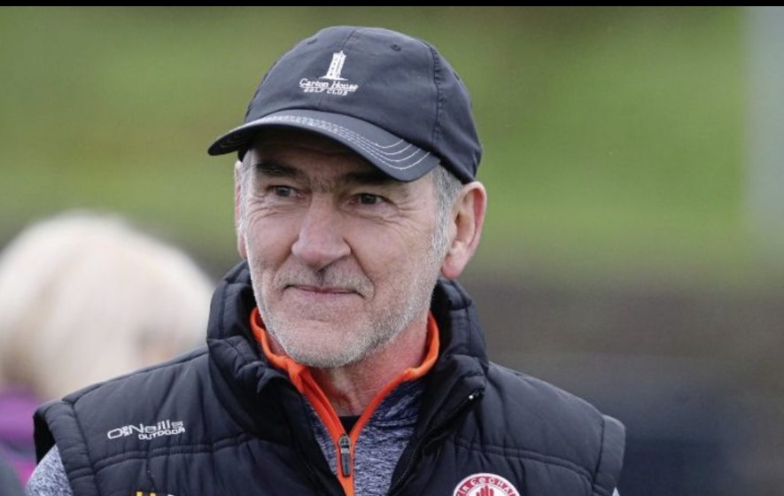 Tyrone GAA chair Roisin Jordan says county executive is fully behind Mickey Harte and his team