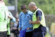 Antrim joint manager Frank Fitzsimons looking for a reaction against Sligo