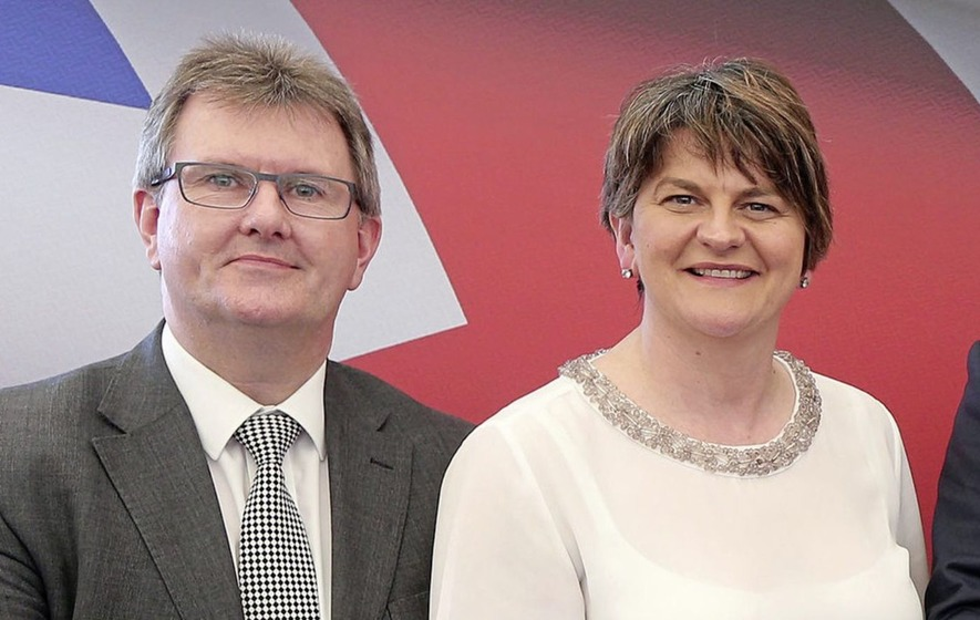 DUP transferred £9,000 from Brexit donation to party funds