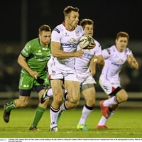 Ulster begin three-match Guinness PRO12 sequence against Italian opposition