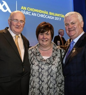 Leinster Council chairman John Horan to take over as GAA President from Aogan O Fearghail in 2018