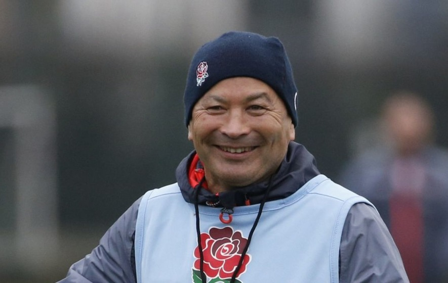 How will England fare against Italy? We consult the Eddie Jones smile-o-meter
