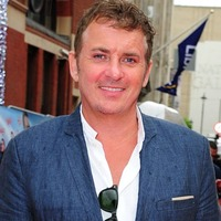 Shane Richie is barred from a club over a hat
