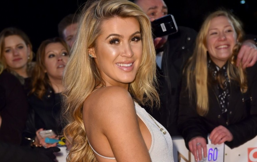 'Bruised and battered' Amy Willerton relives Jump horror crash