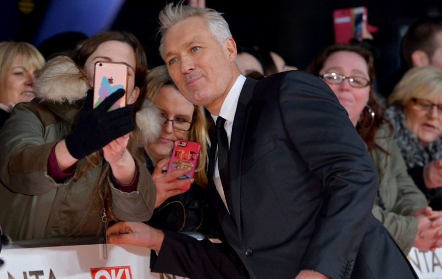 Martin Kemp blames years on stage for tinnitus and hearing loss