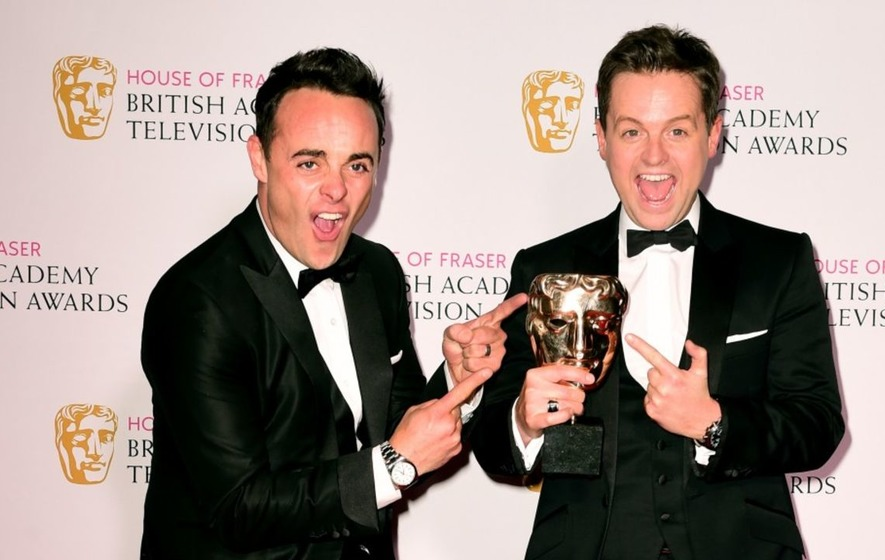 Ant & Dec's Saturday Night Takeaway brings in the most Saturday night viewers