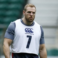 Everyone's offering to teach James Haskell the laws of rugby