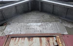 'Sickening' arson attack on Co Down Orange hall