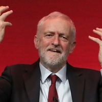 Watch Jeremy Corbyn make the embarrassing mistake of thanking SNPs at the Scottish Labour conference