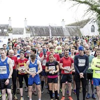 Born2Run's Run Forest Run series ends in Castlewellan