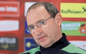 Martin O'Neill not quitting Republic of Ireland to manage Leicester