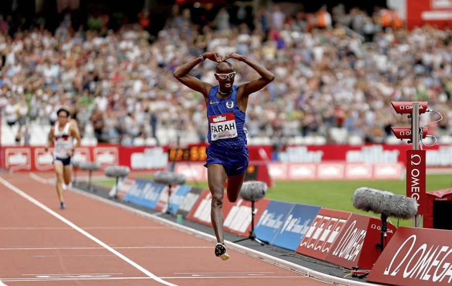 Mo Farah: I'm a clean athlete and have never broken the rules