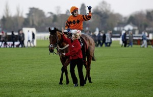 Barry Geraghty out of Cheltenham but Thistlecrack could yet run in Gold Cup