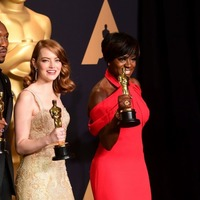 Here are all the winners from a chaotic night at the Oscars
