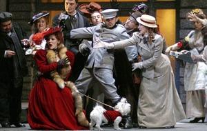 La Bohème – enjoy a night at the opera in Portaferry
