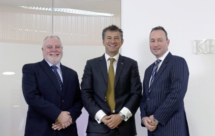 London-based Keystone Law merges with Belfast's McMahon McKay
