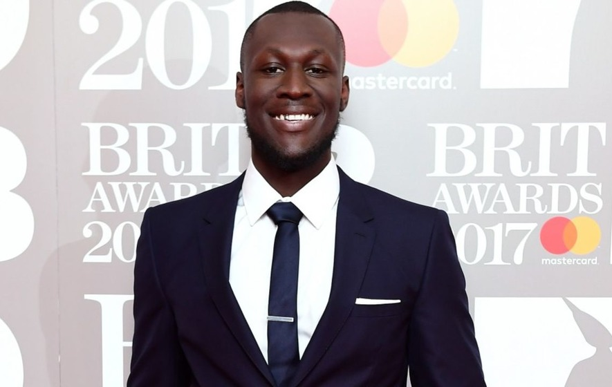 Stormzy hopes to round off successful week with number one album