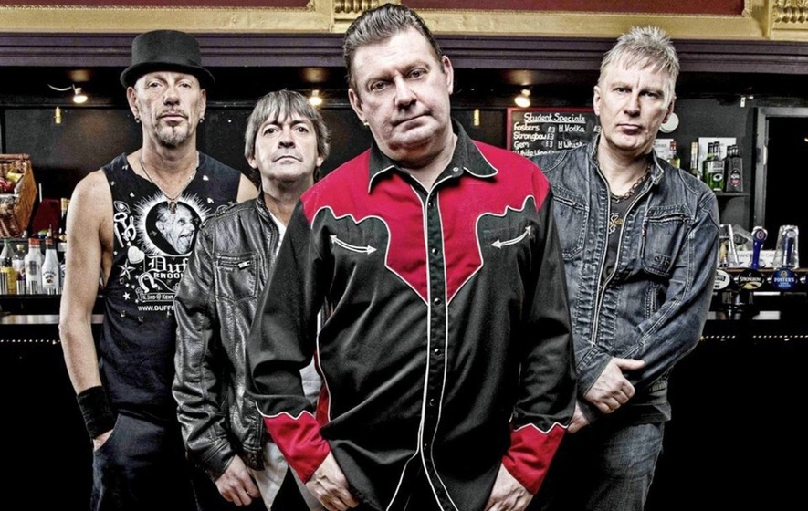 Stiff Little Fingers back blue plaque campaign for legendary punk rock venue