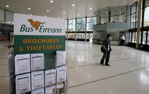 Bus Éireann staff to stage 'all-out indefinite strike' over cost cuts