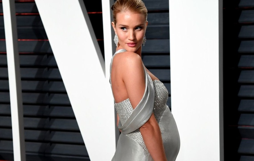 Rosie Huntington-Whiteley and the Jaggers wow at Vanity Fair Oscars party