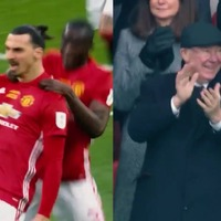 This clip of Sir Alex Ferguson celebrating at Wembley will make Man Utd fans feel all warm inside