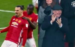This clip of Sir Alex Ferguson celebrating at Wembley will make Man Utd fans feel all warm inside