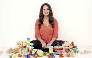 Giovanna Fletcher talks about her journey in motherhood