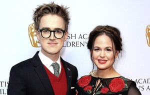 Giovanna Fletcher talks about her journey in motherhood