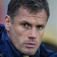 It looks like Jamie Carragher has taken Liverpool's latest loss really badly