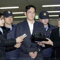 Samsung heir indicted in South Korea bribery case