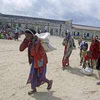 Somalia's president Mohamed Abdullahi Mohamed declares drought a national disaster