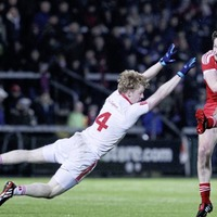 Derry's James Kielt happy to avoid blame rather than receive acclaim