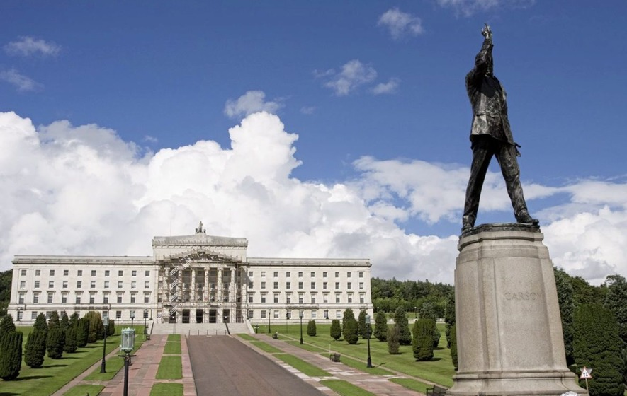 DUP loses 'petition of concern' veto power at Stormont